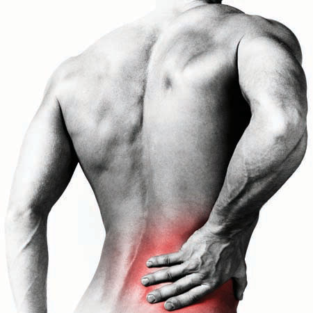 Awkward positions, distractions and fatigue may trigger low back pain