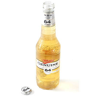 calories corona light