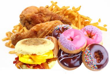 Foods Containing High Lipids
