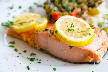 salmon calories nutritional facts and recipes new health guide. Black Bedroom Furniture Sets. Home Design Ideas