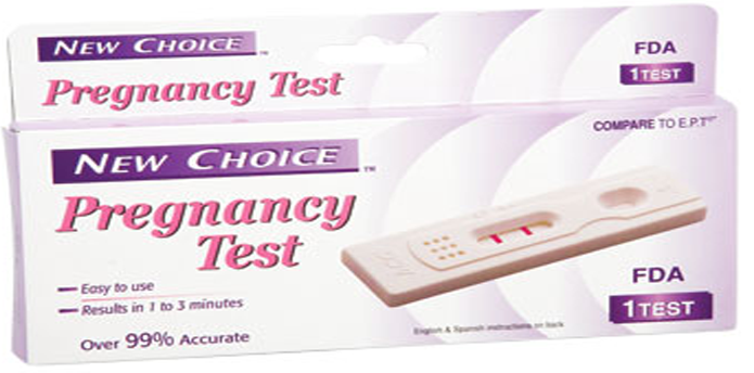 New Choice Pregnancy Test New Health Guide